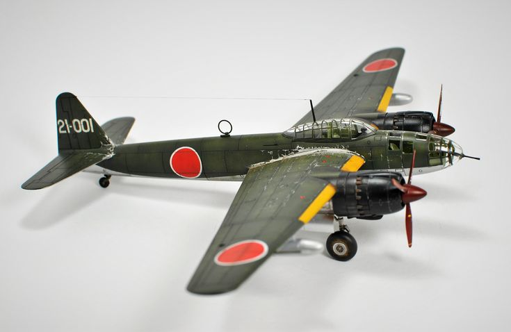 P1Y1 Ginga Type 11 ( Frances)  521 st Flying Group Hasegawa  1:72