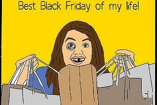 Black Friday Jokes