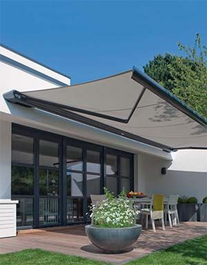 Innovative Retractable Awning Ideas, Pictures & Design for