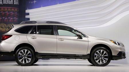 2017 Subaru Outback - competitors