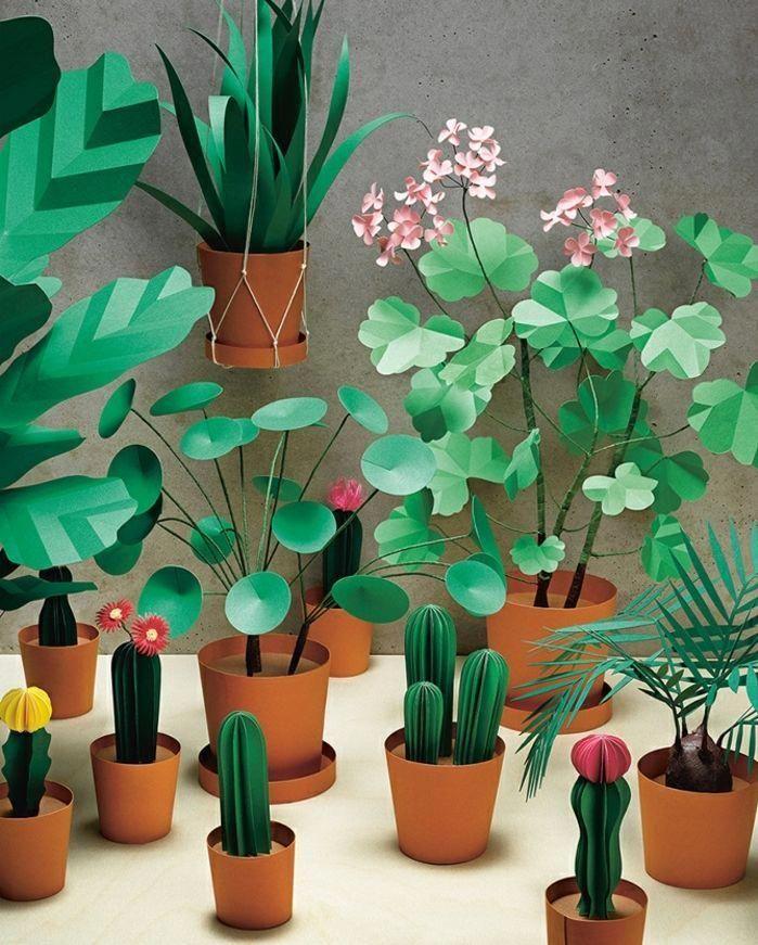 Petit Jardin Maison De Plantes Artificielles Comment Faire Une