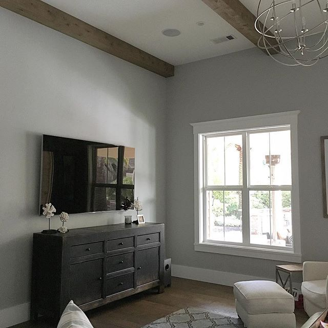 Behr Dolphin Fin Paint Colors In 2019 Living Room