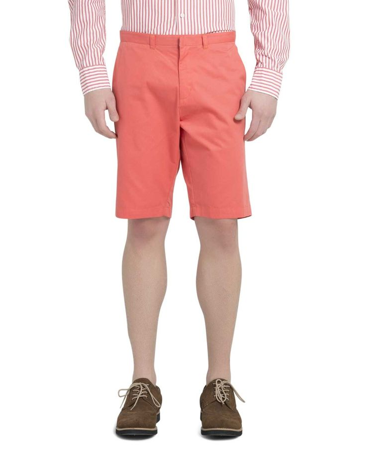 Slim Fit Modern Shorts