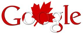 Google Doodles Jul 01, 2010        Canada Day - (Canada)