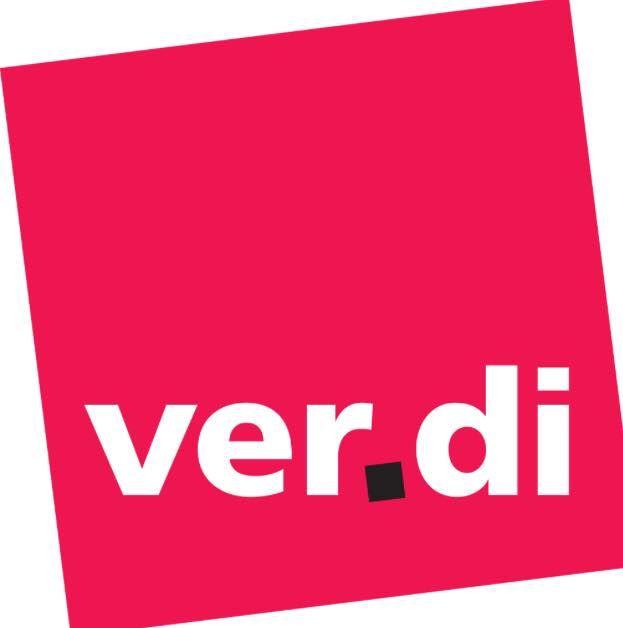 Bildergebnis für fotos der logos von ver.di gew gdp und komba