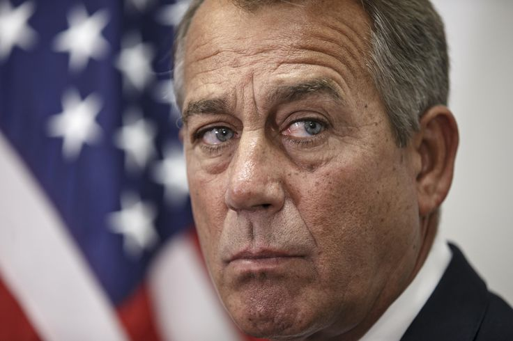 Can Congress do this??????????????????  Escalating the immigration battle to a war of constitutional proportions, House Speaker John A. Boehner said Wednesday that Congress was canceling President Obama's deportation amnesties in order to keep faith with the founders' vision of a government where laws are made by Congress, not the White House.