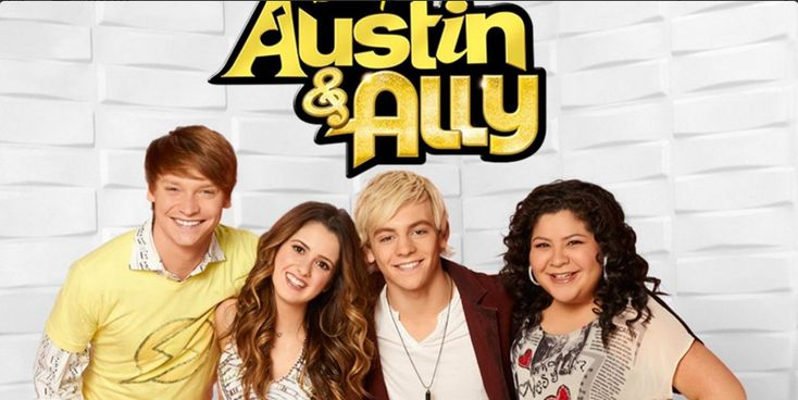 Are austin and ally dating in the show