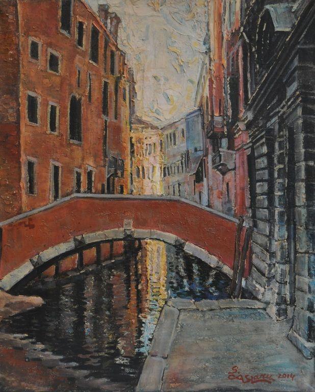 Veneția – Sergiu Câșlaru  1,667.00lei