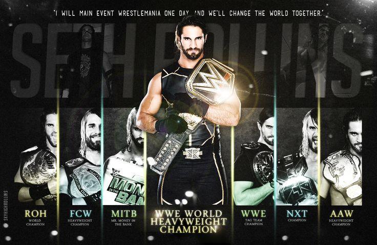 The Evolution of Seth Rollins.