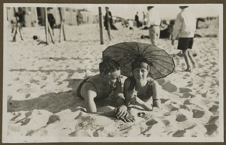Victor Harbor Beach, SA 1926