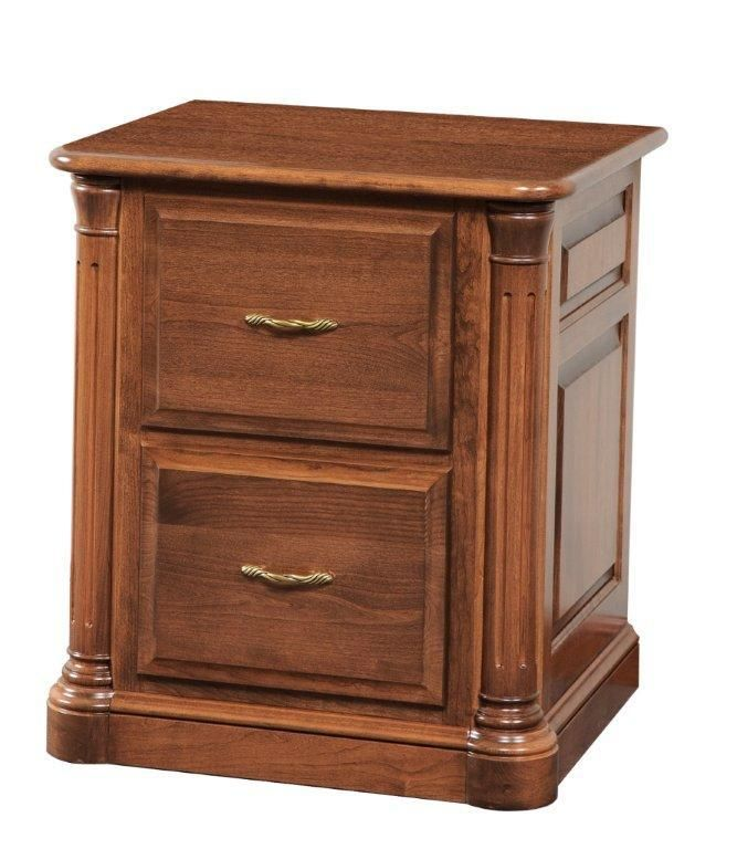 Amish Jefferson File Cabinet