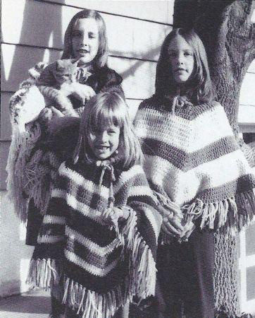 Ponchos! | Vintage photos of the 1970s in NJ | NJ.com