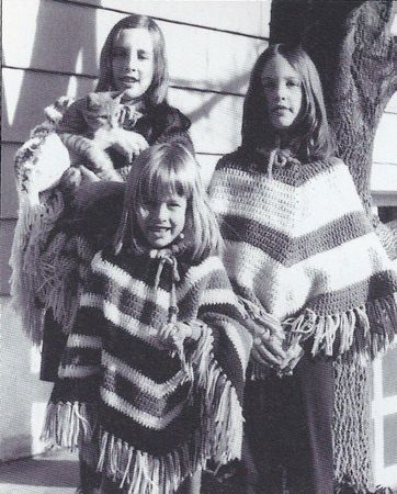 Ponchos! | Vintage photos of the 1970s in NJ | NJ.com