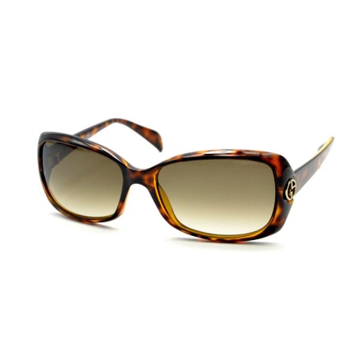 Giorgio Armani Tortoise Print Women Sunglasses
