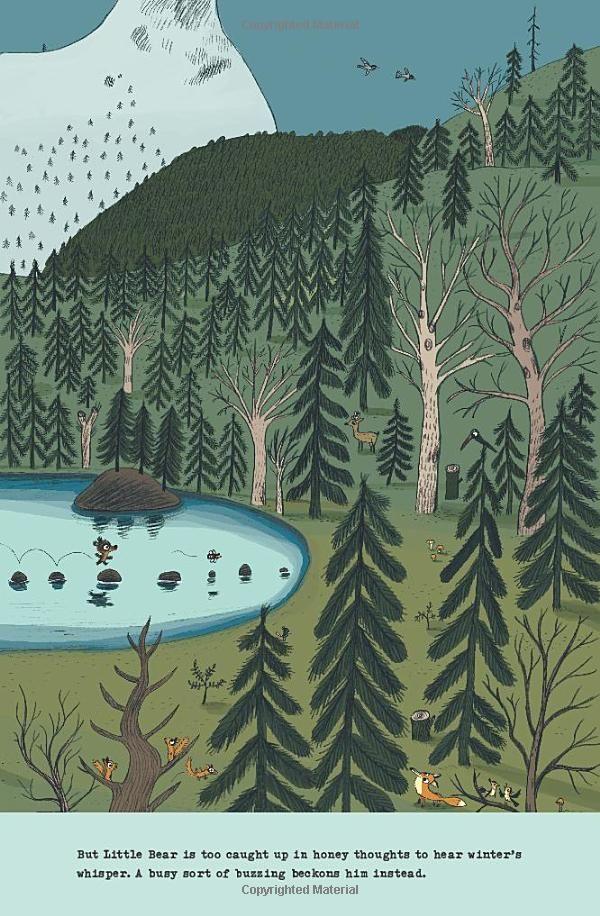 The Bear's Song: Benjamin Chaud