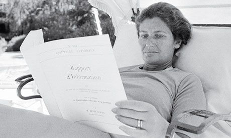Simone Veil - A brilliant strong and gentle women