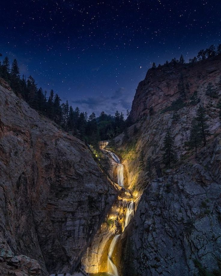71 Best Images About Broadmoor Seven Falls On Pinterest