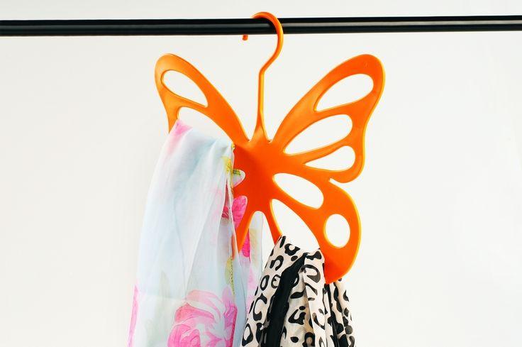 Las 25 mejores ideas sobre perchas para ropa en pinterest - Percha para panuelos ...