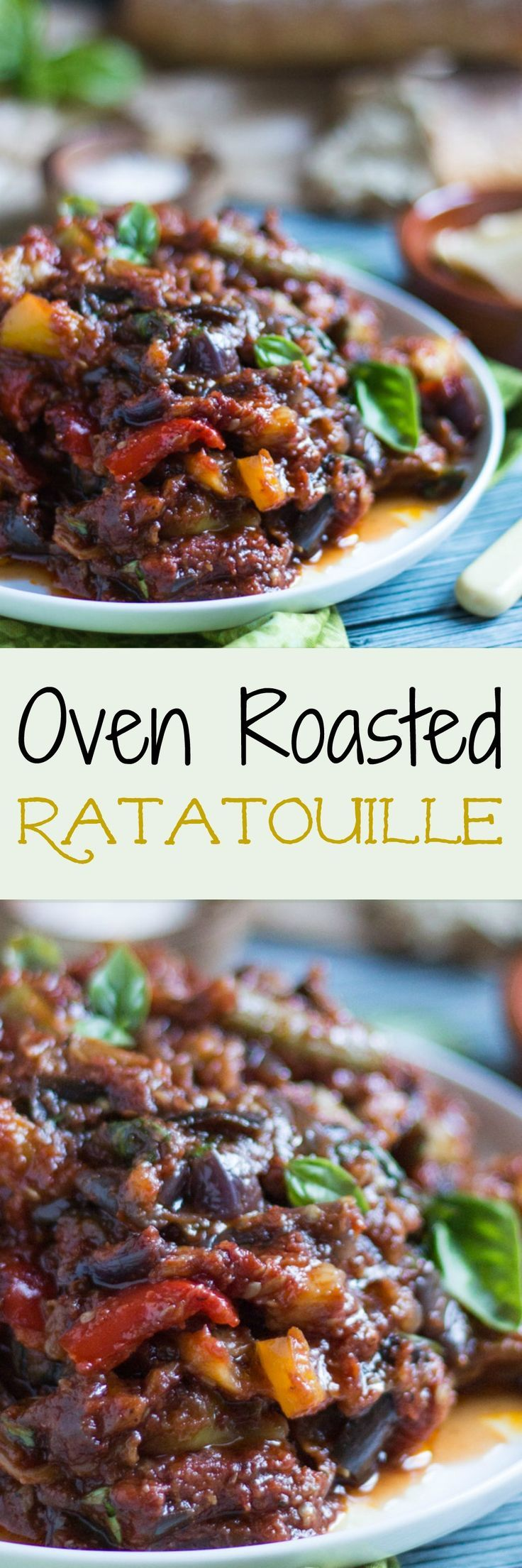 how to make ratatouille in the oven