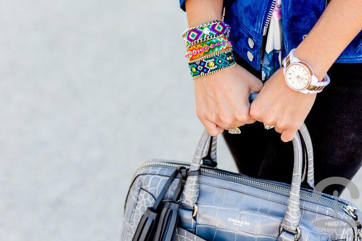 DIY pulseras macrame customizadas