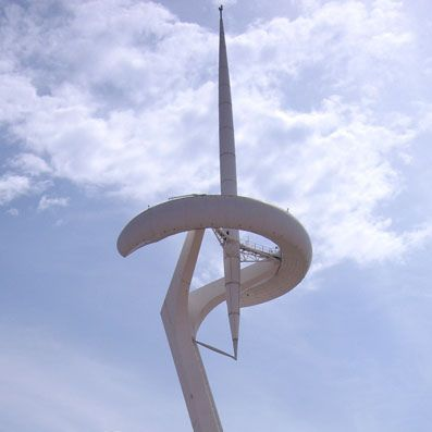 Torre Telefonica / Santiago Calatrava
