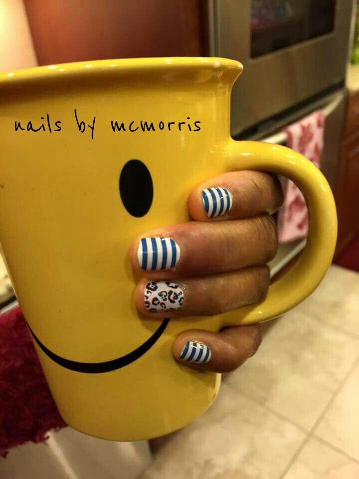#cheetahillusionjn #nailwrap #jamberry