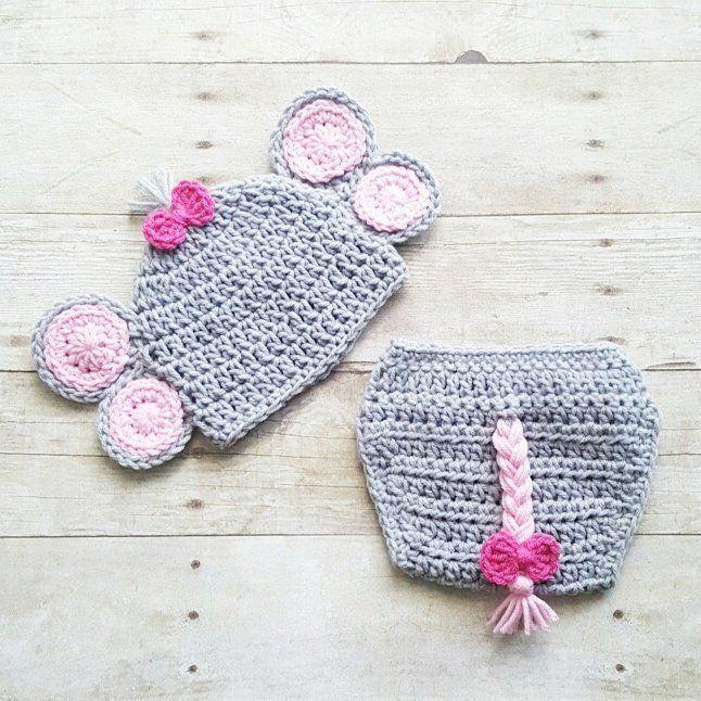 Mejores 212 imágenes de Crochet Baby Clothing & Diaper Covers en ...