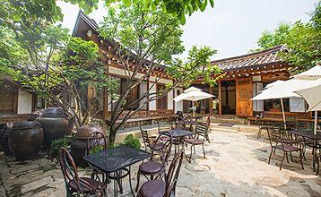 伝統茶院|仁寺洞・鍾路(ソウル)のグルメ・レストラン|韓国旅行「コネスト」