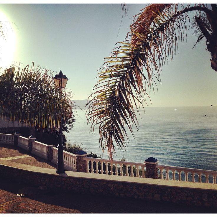 By the mediterranean...