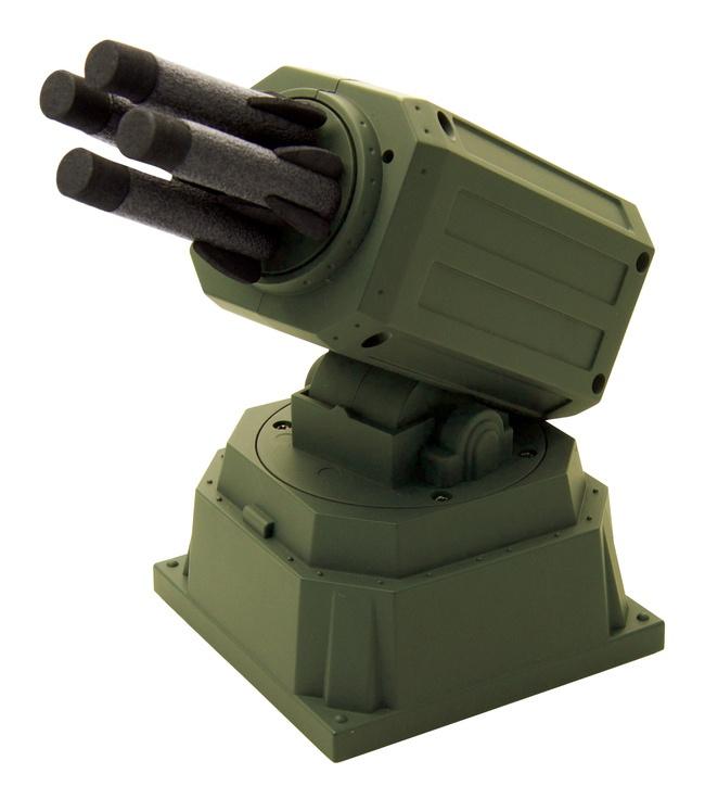 Raketenabwehrschirm
