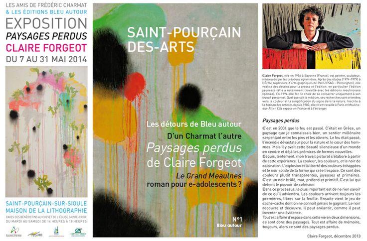 2014 - Musée de la lithographie - Saint-Pourçain-sur-Sioule - France