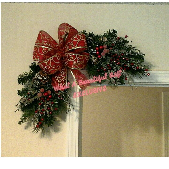 Christmas Swags Decorations: Best 25+ Christmas Branches Ideas On Pinterest