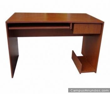 Bricolaje Como hacer plano escritorio para pc de tableros de melamina.   En el proyecto 4 vamos a realizar , el plano de un escritorio par...