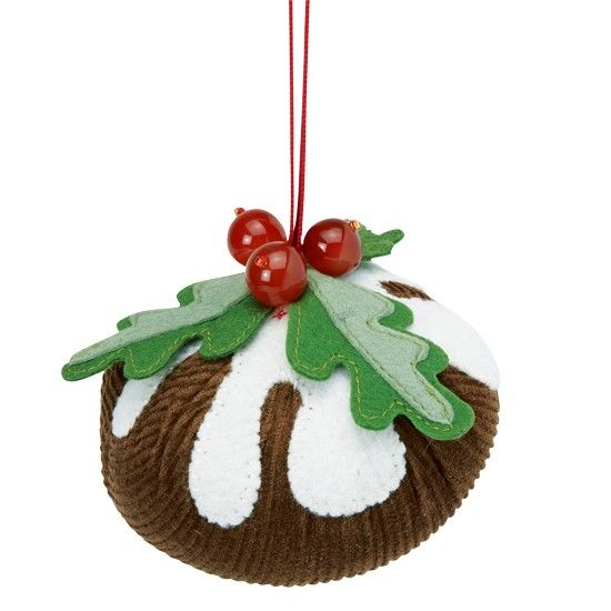 Budino di Natale gingillo da Laura Ashley | acquista Paese Tradizionale di Natale | Idee Natale 2011 | Natale Decorazione | Natale | 25 B. ..
