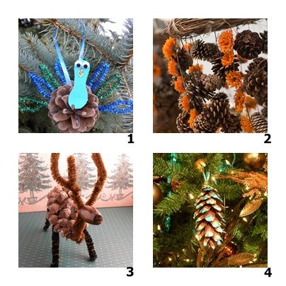 Pine cone crafts summer craft pinterest reindeer for Things to make with fir cones