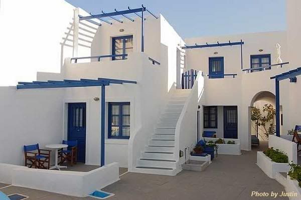 A Greek house... This is going to be my summer house... In skopelos, Greece... It's where mamma Mia was filmed!!