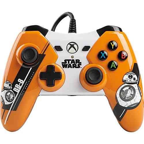 Star Wars BB-8 Wired Controller for Xbox One $17 - http://www.gadgetar.com/star-wars-bb-8-wired-controller-xbox-one/