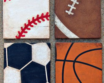 Simple, yet awesome sports art