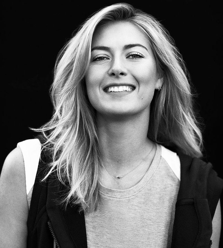 Maria Sharapovas Winning Mindset and Style - SELF