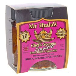 Tikka Paste - Mr Huda's