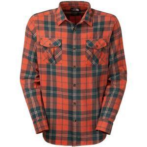 The North Face Men's L/S Gallito Flannel #Outdoor #Gear #Adventure #Flanel