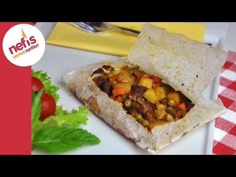 Kağıt Kebabı Tarifi www.e-beyzade.com www.beyzadefood.com