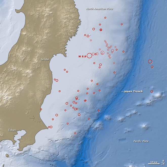 How the M9.0 Japan Earthquake Shortened Days on Earth