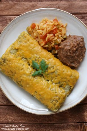 Best Ever Chicken Enchiladas - Grace and Good Eats