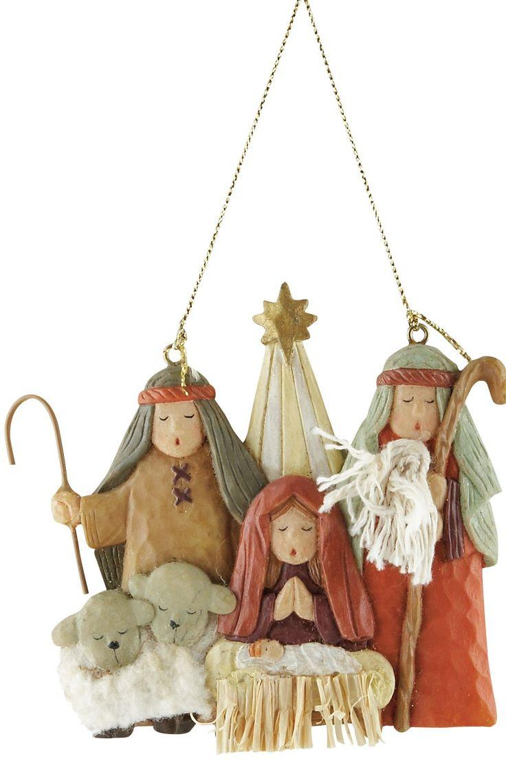 A christmas story ornament set - Christmas Nativity Nativity Sets Baby Jesus Fuzzy Sheep Nativity Christmas Ornaments Christmas Trees Nativity Ornaments Christmas Stars