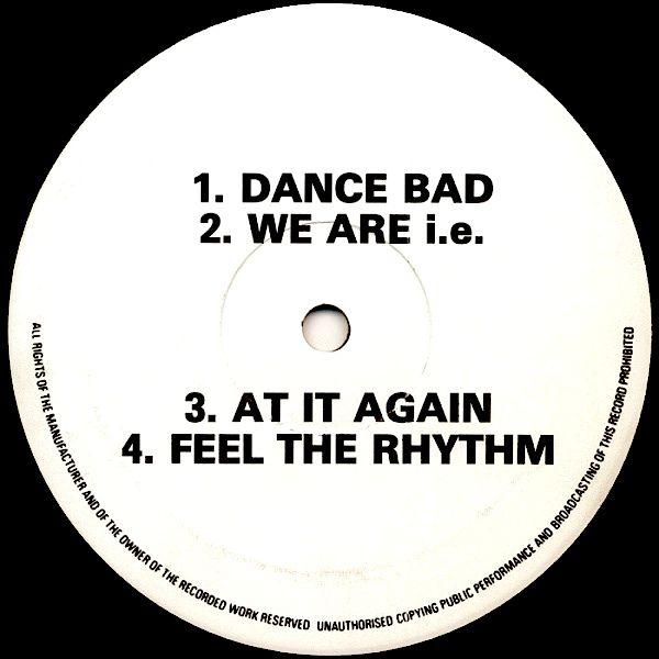 Lennie De Ice - We Are I.E  (Johan-s Filterman E-Dub Mix)