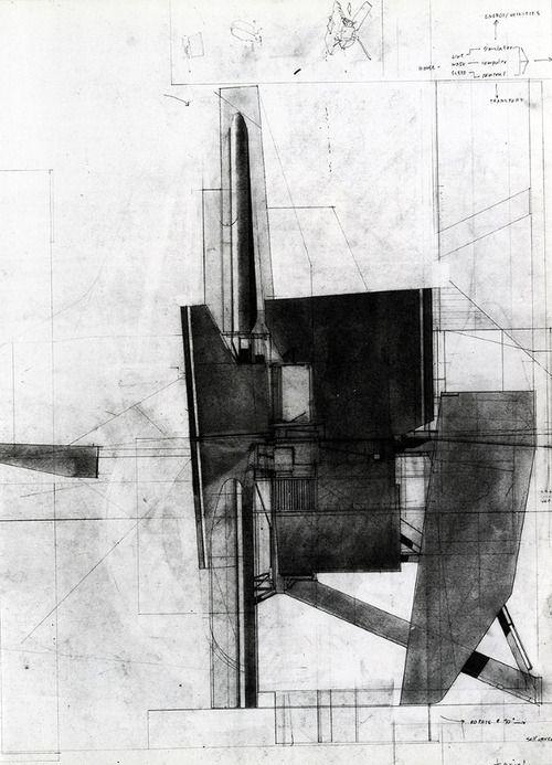 architectural-review:    Neil Denari. A+U 241 October 1990