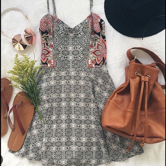 Pattern Dress New Dresses Midi