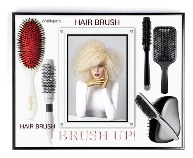 Brush Up! by whirlypath on Polyvore featuring beauty, Mason Pearson, GHD, Balmain, Tangle Teezer and Image Republic