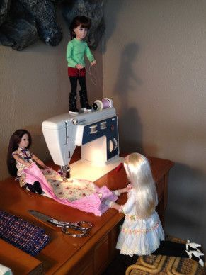 Doll Drama | scatteredwhimsy | Page 2